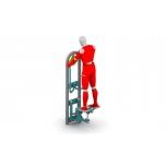 Ski Slalom Trainer - Outdoor Fitness Tytan System