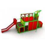 Fire Truck Playground Set