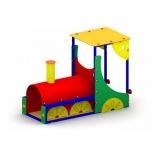 Playground Train Locomotive
