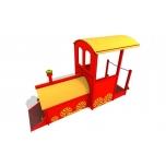 Train Locomotive Playground