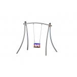 Futura Single Swing Set with Baby Seat