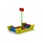 Pirate Boat Sandbox
