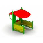 """Playground Playhouse """"Smyka"""""""