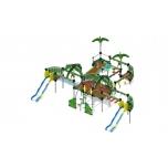Jungle Themed Playground Set no. 7
