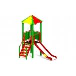 Standard Playground set, Low Slide Tower