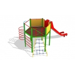 Standard Playground set with Tower