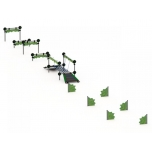 SkySet Jungle Playground Obstacle Course no. 1