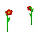 Talk Tube Flower for Playground