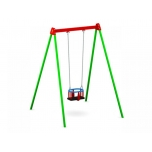 Standard Single Swing Set with Baby Seat