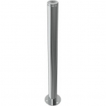 Stainless steel post Ø76 H900mm