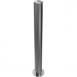 Stainless steel post Ø89 H900mm