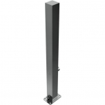 Stainless steel post 70x70 H900mm