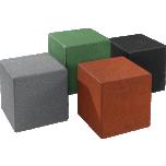 3D Rubber Cube 400x400x400 (EPDM)
