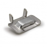 Stainless steel buckle 19 mm, 100 pcs