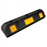 Parking separator 590x120x90mm, rubber