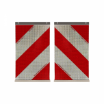 Reflective loading lift marker sign