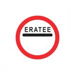 LM 311b - Erateel sõidu keeld