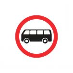 LM 313b - Bussi sõidu keeld