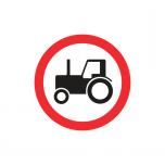 LM 316 - Traktori sõidu keeld