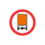 LM 319 - Ohtliku veosega sõidu keeld