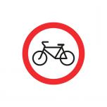 LM 321 - Jalgratta sõidu keeld