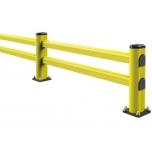 PVC kaitsepiire ø150 L1500 h500 mm