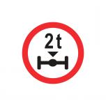 LM 342a - Teljekoormuse piirang