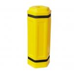 Plastikust sambakaitse 110x110mm h1000 mm