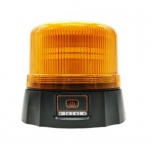 Rechargeable beacon light with buzzer