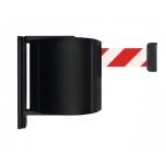Wall mount XXL red-white belt 12m