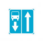 LM 527a - Ühissõidukirajaga tee