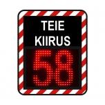 Radar Speed Sign GR33C