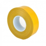 Strong floor marking tape W100x50m, yellow