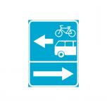 LM 529b - Sõit ühissõiduki- ja jalgrattarajaga teele