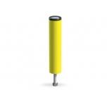 PVC turvapost Ø120 H433mm, ankruga