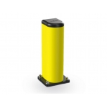 PVC turvapost Ø150 H800mm, kruvi kinnitusega