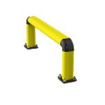 PVC kaitsepiire ø150 L1100 h550 mm
