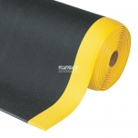 Sof-Tred ergonomical mat black-yellow