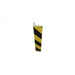 Foam Protection for angle - black/yellow-75x75x15 /H 400
